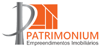 Logo - Patrimonium Imobiliária